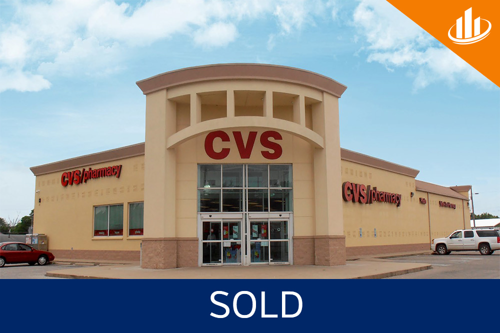 100% Net Leased to CVS